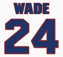 National baseball player Ben Wade jersey 24 by imsport