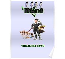 Mint - The Alpha Dawg Poster