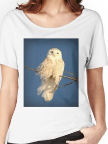 Guardian Angel Women's Relaxed Fit T-Shirt