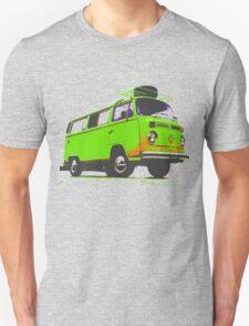 Kombi camper Unisex T-Shirt