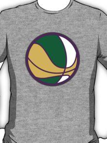 Classic Utah Basketball T-Shirt