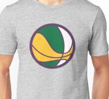 Classic Utah Basketball Unisex T-Shirt