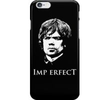Imp Erfect iPhone Case/Skin