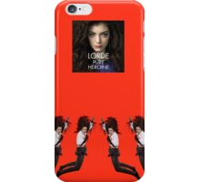 Ten Lordes a leapin'....... iPhone Case/Skin