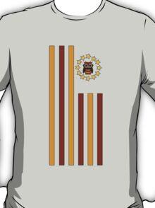 Owl - Flag T-Shirt