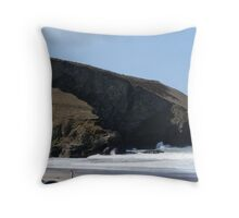 Portreath Throw Pillow