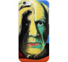 Pablo Picasso Artist iPhone Case/Skin