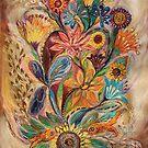 The bouquet of Life by Elena Kotliarker