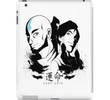 Avatar reminder iPad Case/Skin