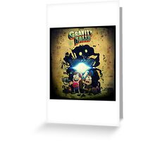 "Gravity Falls, ""This is It"" Greeting Card"