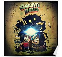 """Gravity Falls, """"This is It"""" Poster"""