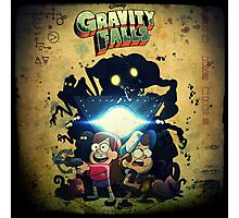 """Gravity Falls, """"This is It"""" Photographic Print"""