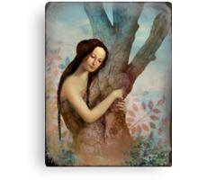 Embraced Canvas Print