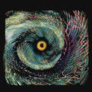 Golden Eye by Ginny Schmidt