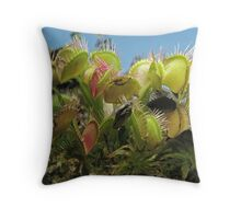 Venus forest Throw Pillow