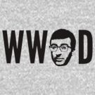 What Would Oliver Do? by ONE WORLD by High Street Design