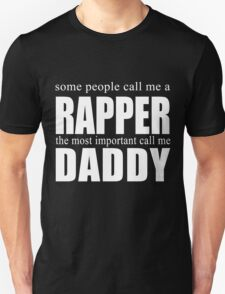 Some People Rapper T-shirt T-Shirt