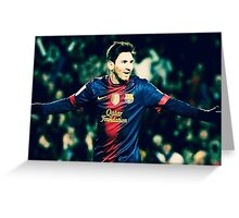 Messi's Got It Greeting Card