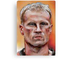 Dennis Bergkamp Canvas Print