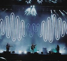 Arctic Monkeys by Skyler Mark