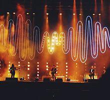 Arctic Monkeys by Skyler Mark