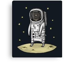 Moon Bear Canvas Print