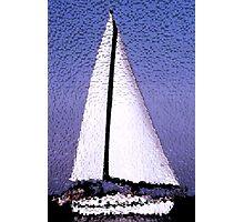sail me Photographic Print
