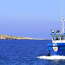 Tugboat by Tom Gomez
