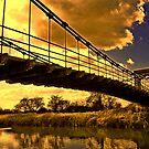 Horkstow Bridge by Ian Foss