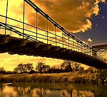 Horkstow Bridge by Ian Foss