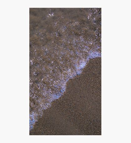 Water Over Sand Photographic Print