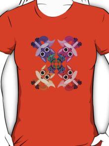 Fox Crowd (2) T-Shirt