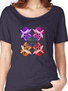 Fox Crowd (2) Women's Relaxed Fit T-Shirt