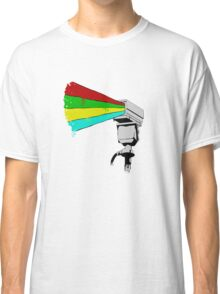 Colourful Surveillance Classic T-Shirt