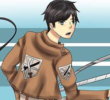 Eren by masterkatarow