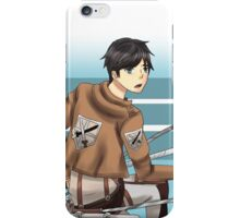 Eren iPhone Case/Skin