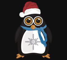 Christmas Penguin Kids Clothes
