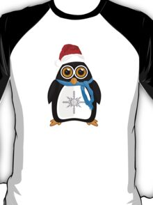Christmas Penguin T-Shirt