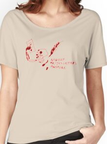 'Nobody Writes Letters Anymore' Women's Relaxed Fit T-Shirt