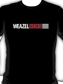 WEAZEL News - L-dark T-Shirt