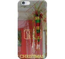 Merry Christmas to all my friends at RB iPhone Case/Skin