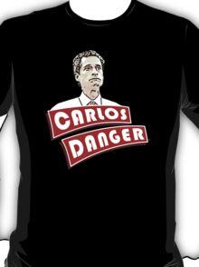 Carlos Danger aka Anthony Weiner T-Shirt T-Shirt