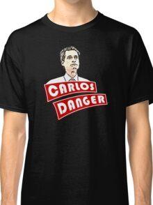 Carlos Danger aka Anthony Weiner T-Shirt Classic T-Shirt