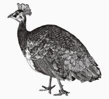 Female Peacock One Piece - Short Sleeve