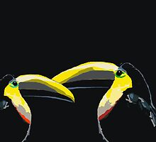Toucans are Better Than One by blackjack