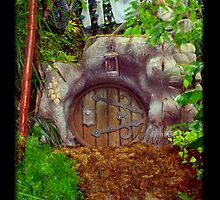 THE HOBBIT HOUSE by Madeline M  Allen