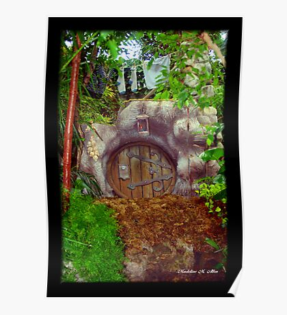 THE HOBBIT HOUSE Poster
