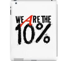 Ten Percent iPad Case/Skin