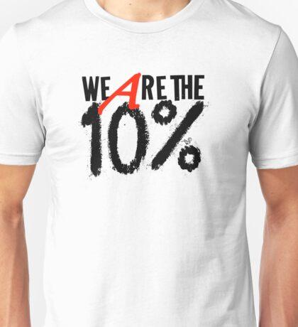 Ten Percent Unisex T-Shirt