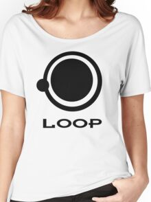 LOOP Women's Relaxed Fit T-Shirt